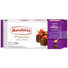 Cobertura Fracionada Chocolate Meio Amargo Mavalério 2,01kg