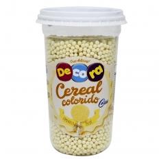 Cereal Colorido Amarelo Bebê 160g