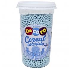 Cereal Colorido Azul Bebê 160g