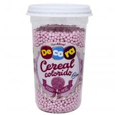 Cereal Colorido Rosa Bebê 160g
