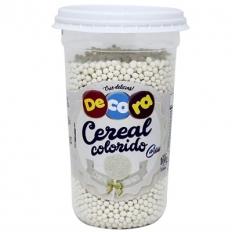 Cereal Colorido Branco 160g