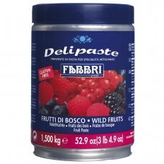 Pasta Fabbri Delipaste de Frutti Di Bosco/Frutas Silvestres 1,5KG