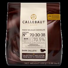 Chocolate Callebaut Amargo 70,5% 400g