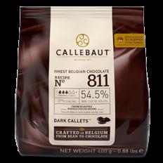 Chocolate Callebaut Amargo 54,5% 400g