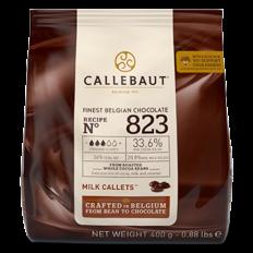 Chocolate Callebaut Ao Leite 400g
