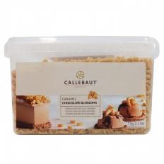 Blossoms Raspas de Chocolate Sabor Caramelo 1Kg Callebaut