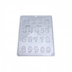 Forma Bwb Cristal Numeros (380)
