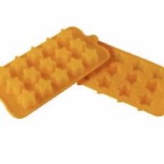 Forma de Silicone para Chocolate Estrelas Mary Tools