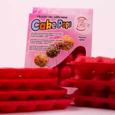 Molde de Silicone Cake Pop Dos Lembas