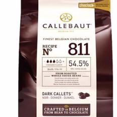 Chocolate Callebaut Amargo 54,5% 1kg