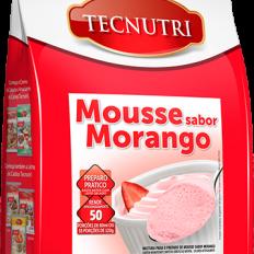 Mousse Sabor Morango Tecnutri 500g