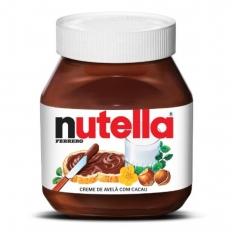 Creme de Avelã com Cacau Nutella 650g