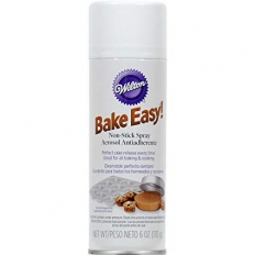 Bake Easy! Wilton Spray desmoldante