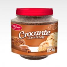 Crocante de Doce de Leite VaBene 1,05kg