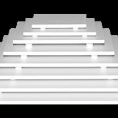 Tabuleiro Quadrado 25x25cm Avaré