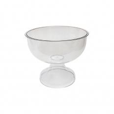 Taça Americana para Sobremesas 4,500l Transparente