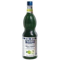 Xarope Fabbri Mixybar Mela Verde/Maçã Verde 1LT